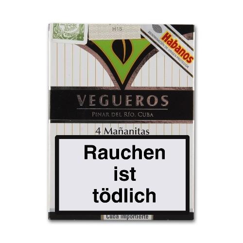Vegueros Mananitas 4 Zigarren