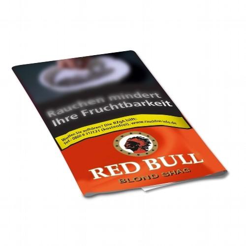 Zigarettentabak Red Bull Blond Shag 40 Gramm