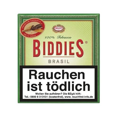 Agio Biddies Brasil 20 Zigarillos