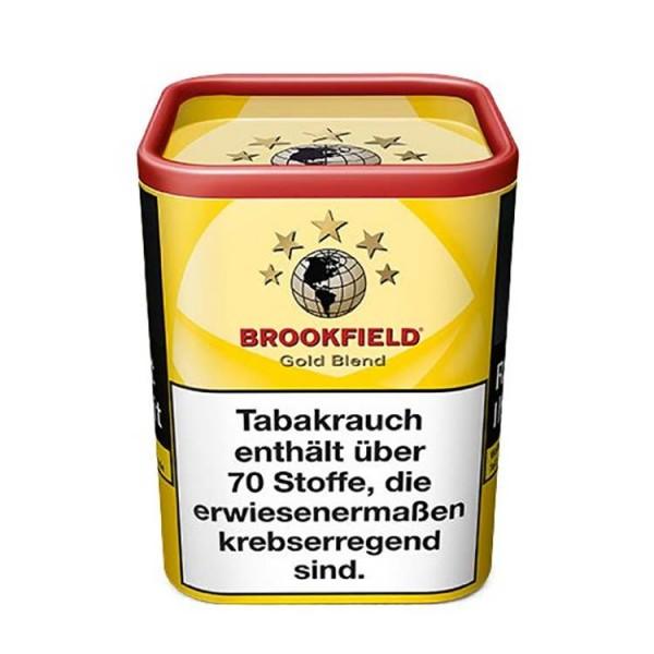 Zigarettentabak Brookfield Gold Blend 120 Gramm