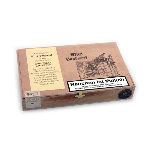 Altes Handwerk No.116 Corona Brasil 25 Zigarren