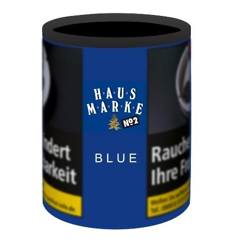 Zigarettentabak Haus Marke No.2 Blue 160 Gramm