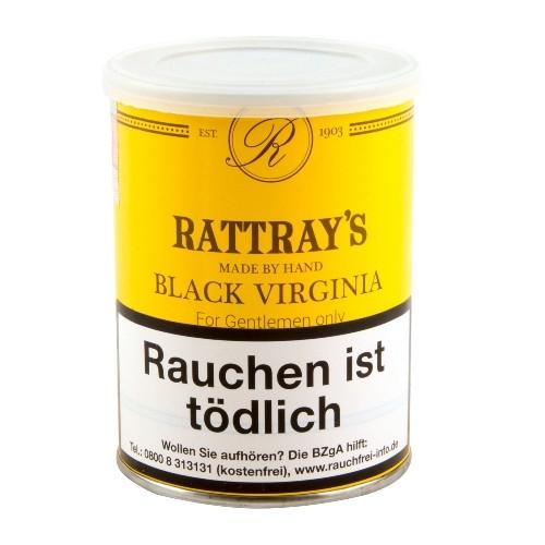 Pfeifentabak Rattray's Black Virginia 100 Gramm