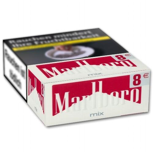 Marlboro Zigaretten Mix XL (8x24)