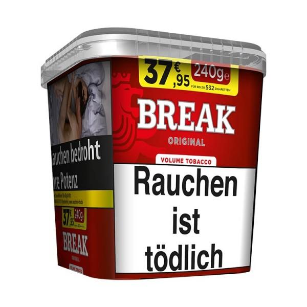 Break Zigarettentabak Original 240 Gramm