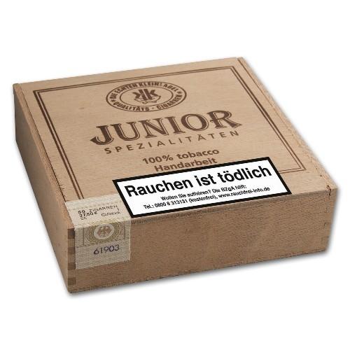 Junior Spezialitäten Sumatra 50 Zigarillos