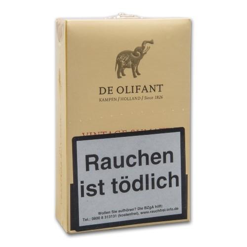 De Olifant Emotion Vintage Sumatra Corona 10 Zigarren