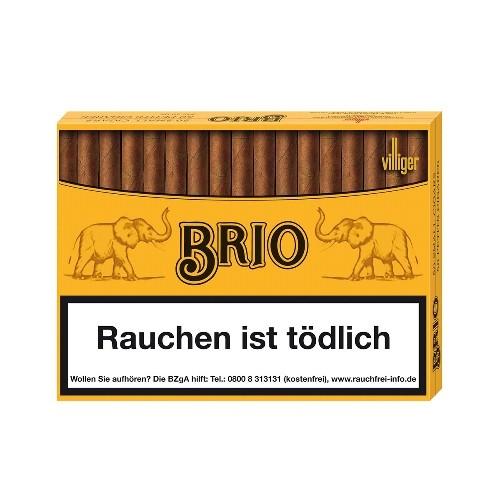 Brio 50 Zigarillos
