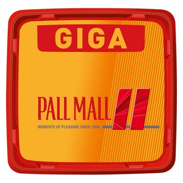 Pall Mall Zigarettentabak Allround Giga Box 260 Gramm