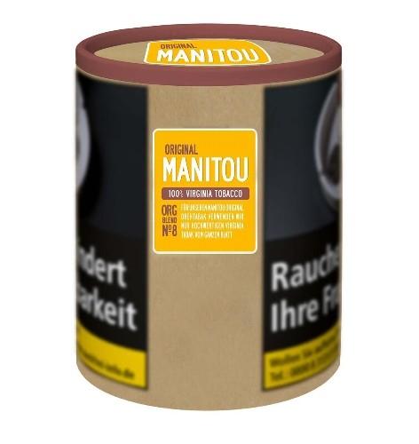Manitou Zigarettentabak Org Blend No.8 80 Gramm (DOSE)