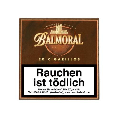 Balmoral Dominican Selection 20 Zigarillos