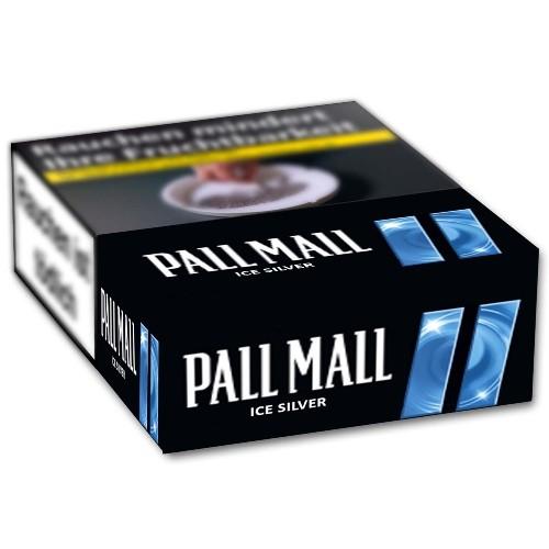 Pall Mall Zigaretten Ice Silver (10x20)