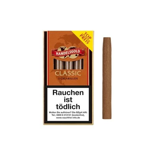 Handelsgold Classic 5 Zigarillos