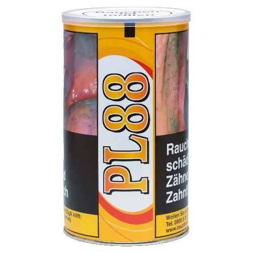 Zigarettentabak PL 88 Gelb Full Flavour 200 Gramm
