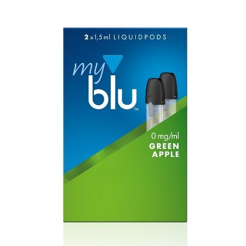 myblu Green Apple LIQUIDPOD ohne Nikotin