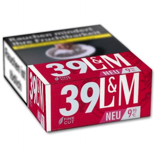 L&M Red Label Zigaretten GIGA (5x37)
