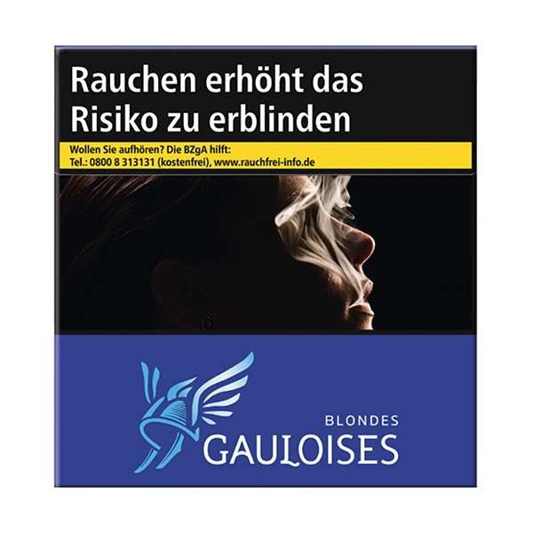 Gauloises Zigaretten Blondes blau (6x50)