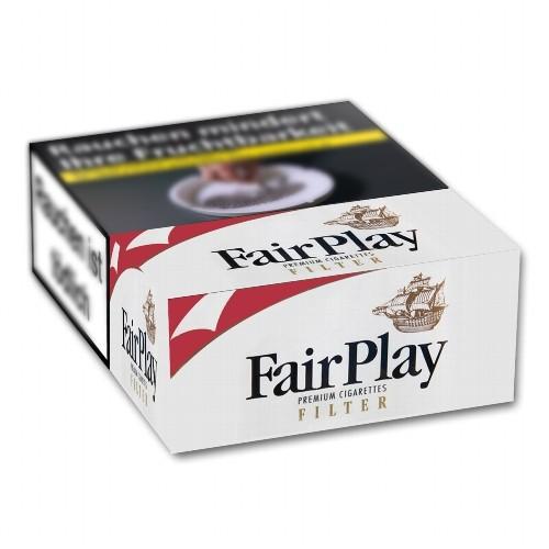 Fair Play Zigaretten Full Flavour Zigaretten Big Pack (12x21)