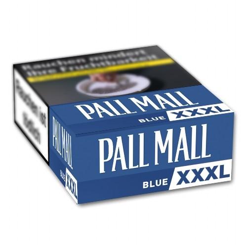 Pall Mall Zigaretten Blue XXXL (1x37) / Einzel Schachtel