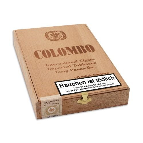 Colombo Long Panatela Sumatra 20 Zigarren