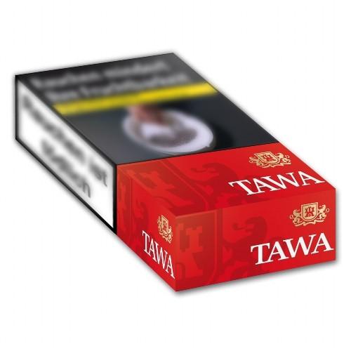 TAWA Zigaretten Red Long (10x20)