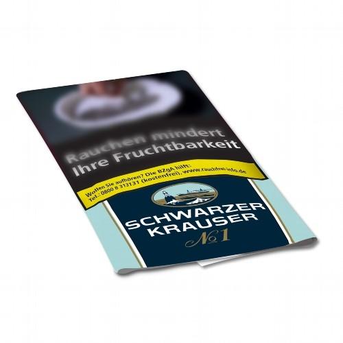Zigarettentabak Schwarzer Krauser No.1 30 Gramm