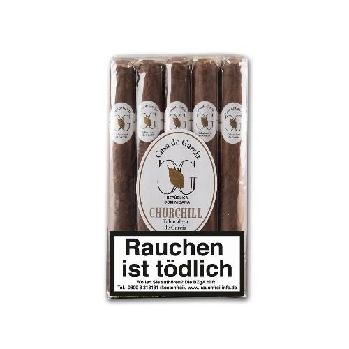 Casa de Garcia Maduro Churchill Bundle 10 Zigarren