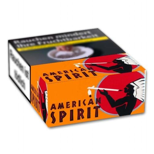 American Spirit Zigaretten Original Orange L-Box (10x22)