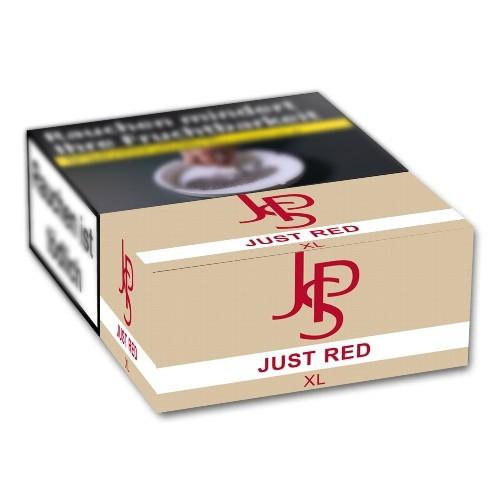 Zigaretten JPS Just Red XL (8x23)