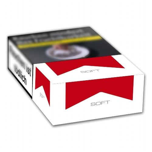 Marlboro Zigaretten Red Soft (10x20)