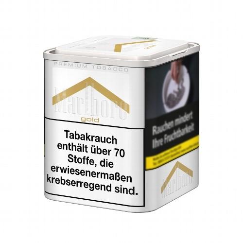Marlboro Zigarettentabak Gold Premium 90 Gramm