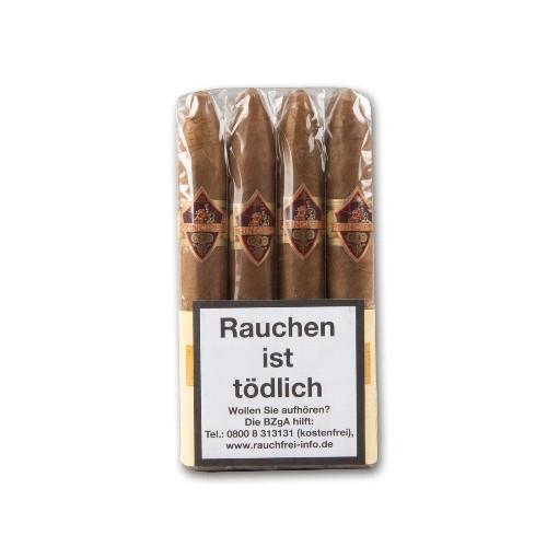 La Aurora Principes Claro Belicoso Bundle 12 Zigarren