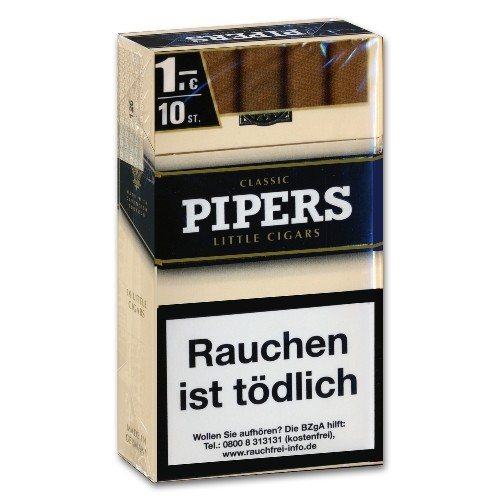 Pipers Little Cigars Classic (10)
