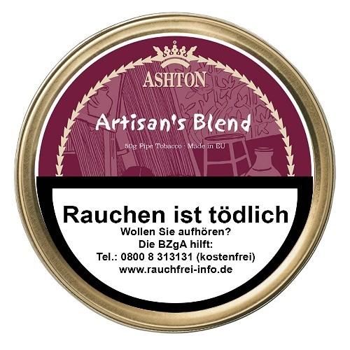 Pfeifentabak Ashton Artisan's Blend 50 Gramm