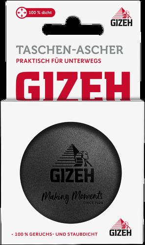 Gizeh Taschen-Ascher
