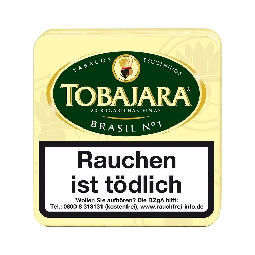 Tobajara No.1 Brasil 20 Zigarillos