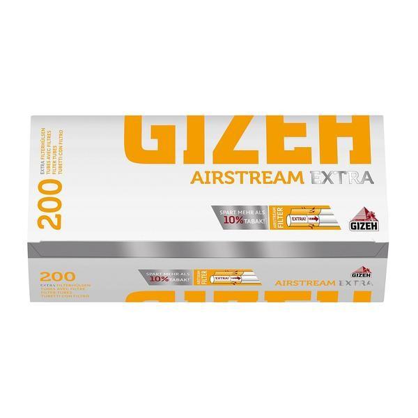 Zigarettenhülsen Gizeh Airstream Extra 1.000 Stück
