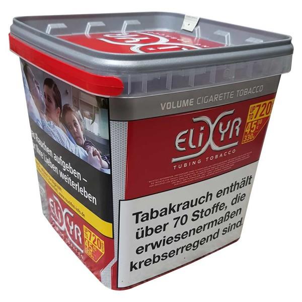 Elixyr Red Zigarettentabak Volumem 330 Gramm