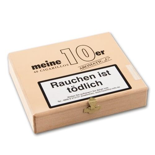 "Zigarillos Meine 10er Aromatic ""C"" (Cherry)"