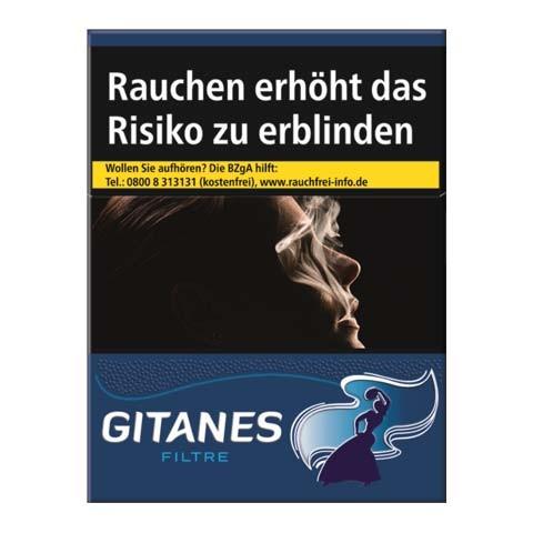 Mais gitanes Gitanes Brunes