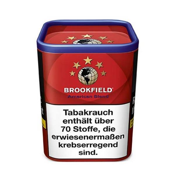 Zigarettentabak Brookfield American Blend 120 Gramm