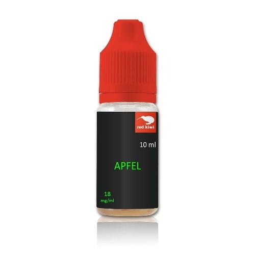 E-Liquid red kiwi Apfel 18 mg/ml Flasche 10 ml