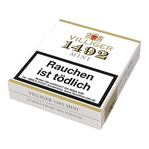 Villiger 1492 Mini 20 Zigarillos