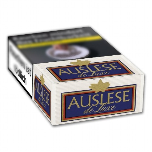 Auslese De Luxe Zigaretten (10x20)