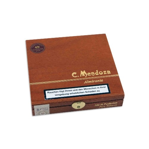 Cardenal Mendoza Almirante Sumatra 20 Zigarren