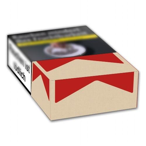 Marlboro Zigaretten Simply Red Zigaretten ohne Zusätze (10x20)