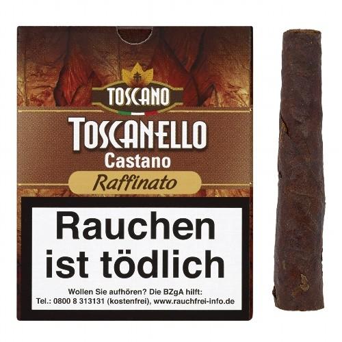 TOSCANELLO Castano Raffinato 5 stück