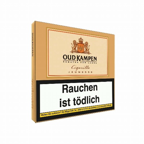 Oud Kampen Jeunesse Sumatra 20 Zigarillos