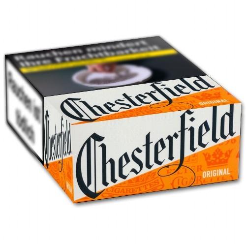 Chesterfield Zigaretten Original Giga-Box (8x34)