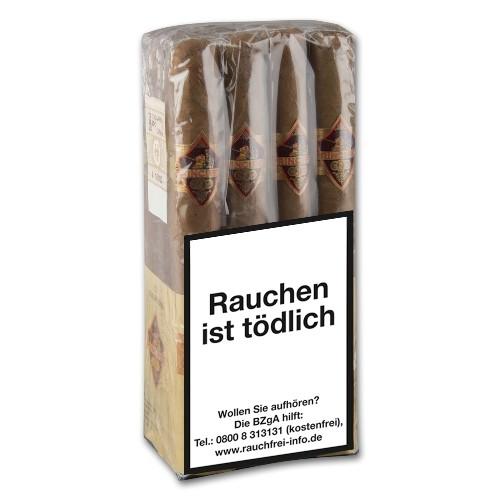 La Aurora Principes Claro Churchill Bundle 12 Zigarren